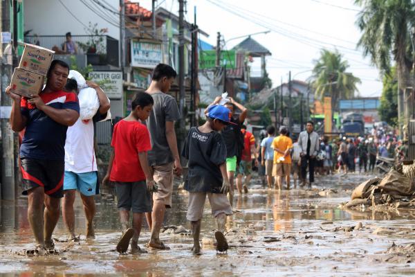 Banjir dan Tanah Longsor Dominasi Bencana 2019, Apa Rencana Kesiapsiagaan yang Perlu Dilakukan?