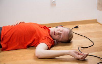 Pertolongan Pertama Pada Korban Tersengat Listrik (Electrical Shock)