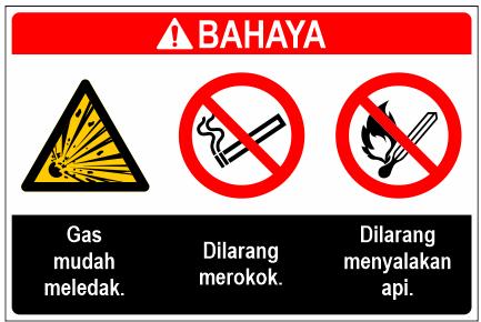 Mengenal Standar Ansi Z535 Dan Bs Iso 3864 Apa Saja Perbedaannya Safety Sign Indonesia