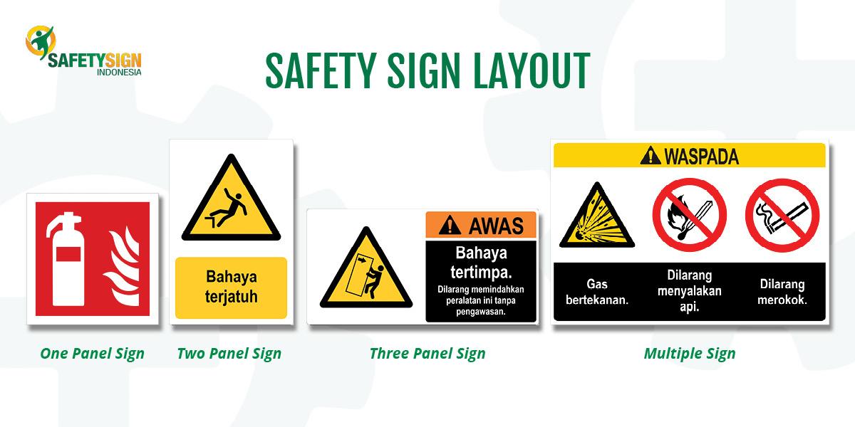 4 Poin Penting Memasang Safety Sign Yang Efektif Di Tempat Kerja Safety Sign Indonesia