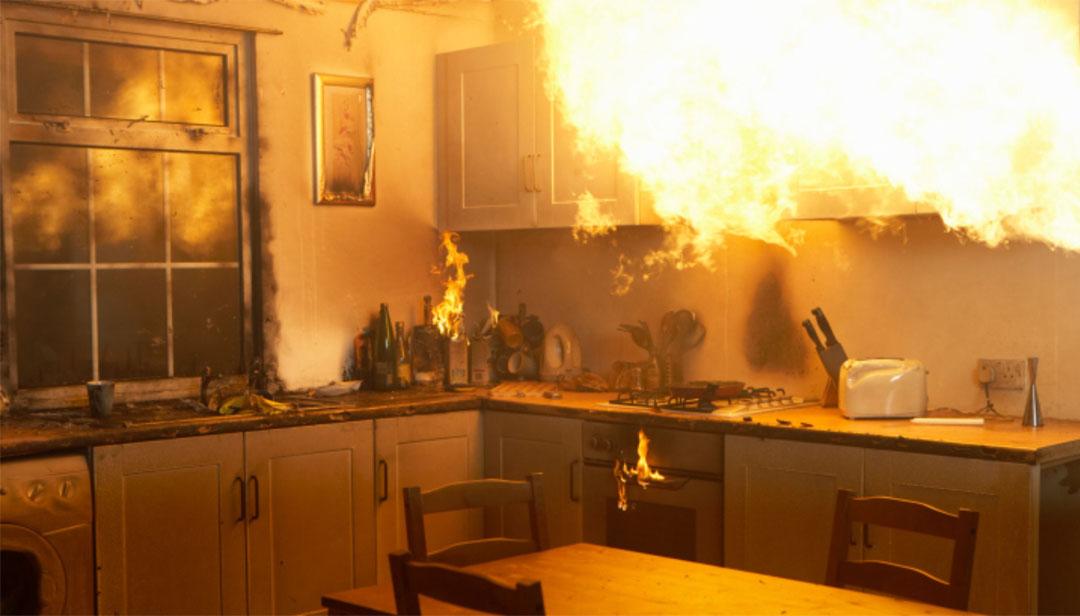 Cegah Kebakaran di Rumah Saat Pandemi, Keselamatan Penggunaan Kompor Gas Harus Diperhatikan