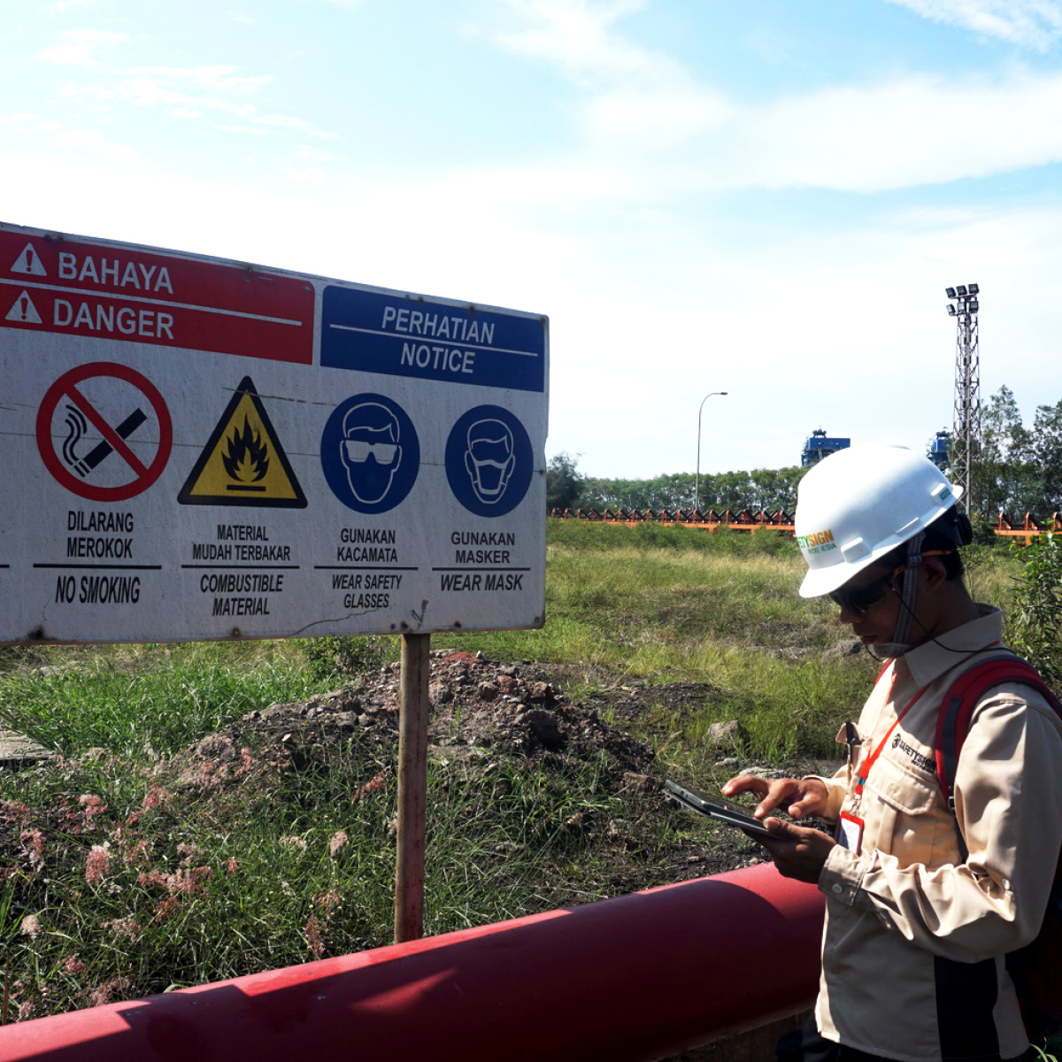 Safety Sign Assessment