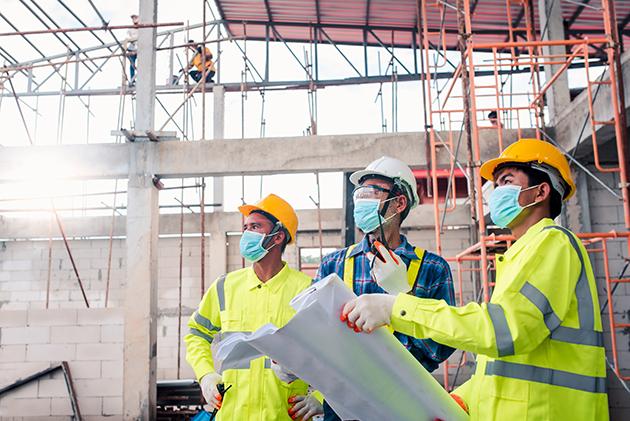 Mengintip Panduan Pencegahan Covid-19 Sektor Konstruksi Sesuai Regulasi